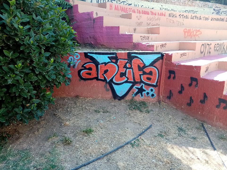 antifa v